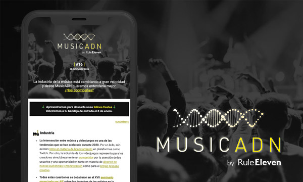 Newsletter MusicADN